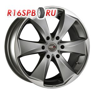 Литой диск MAK Raptor6 7x16 6*139.7 ET 46 Graphite Polish