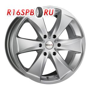 Литой диск MAK Raptor6 7x16 6*139.7 ET 38 S