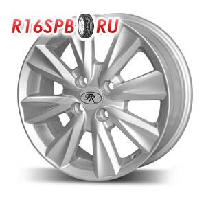 Литой диск Replica Mazda 814