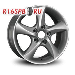 Литой диск Replica Mazda MZ1 7x17 5*114.3 ET 55