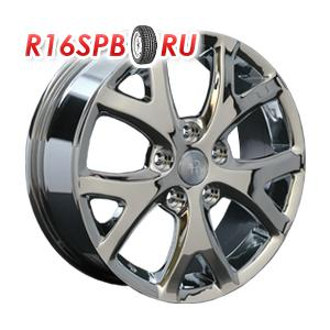 Литой диск Replica Mazda MZ17 6.5x16 5*114.3 ET 52.5 Chrome