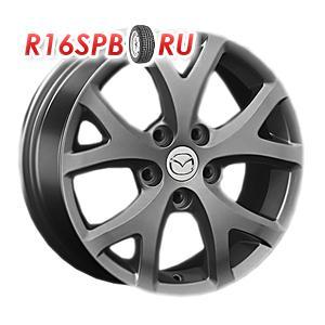 Литой диск Replica Mazda MZ17 6.5x16 5*114.3 ET 50 GM