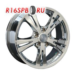 Литой диск Replica Mazda MZ18 6.5x16 5*114.3 ET 52.5 Chrome
