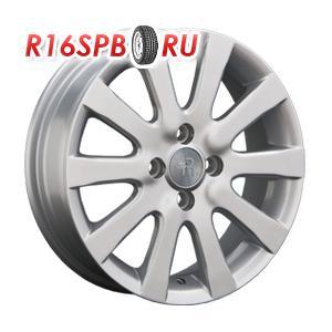 Литой диск Replica Mazda MZ24 6x15 4*100 ET 45 S