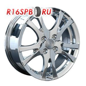 Литой диск Replica Mazda MZ25 6x15 4*100 ET 45 Chrome