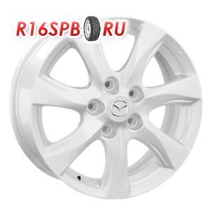 Литой диск Replica Mazda MZ34 6.5x16 5*114.3 ET 50 W
