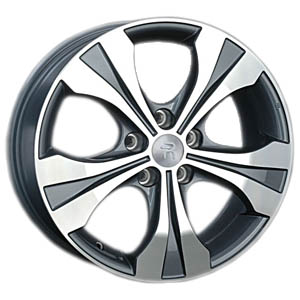 Литой диск Replica Mazda MZ50 8.5x20 5*114.3 ET 35