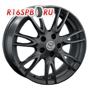 Литой диск Replica Mazda MZ52 7x17 5*114.3 ET 50 GM