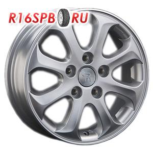 Литой диск Replica Mazda MZ67 5.5x15 5*114.3 ET 50