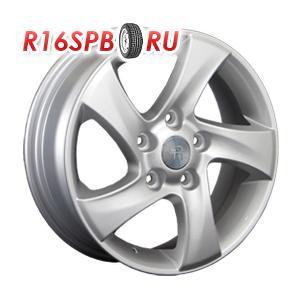 Литой диск Replica Mazda MZ9 7x17 5*114.3 ET 50 S