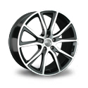 Replica Mazda MZ129 8.5x20 5*114.3 ET 45 dia 67.1 BK/FP
