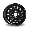 Mefro Ford Fiesta 6x15 4*108 ET 47.5 dia 63.3 Black