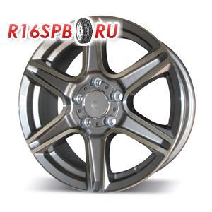 Литой диск Replica Mercedes 216