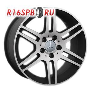 Литой диск Replica Mercedes MB66 7.5x17 5*112 ET 48 MBF