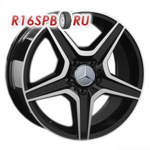 Литой диск Replica Mercedes MB75 8x17 5*112 ET 48 BKF