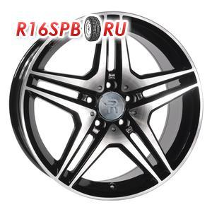 Литой диск Replica Mercedes MB96 8.5x19 5*112 ET 43 BKF