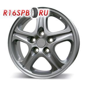 Литой диск Replica Mitsubishi MI1 7x15 6*139.7 ET 10