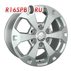 Литой диск Replica Mitsubishi MI106 7.5x17 6*139.7 ET 46 S