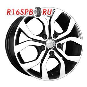 Литой диск Replica Mitsubishi MI107 6.5x16 5*114.3 ET 46 BKF