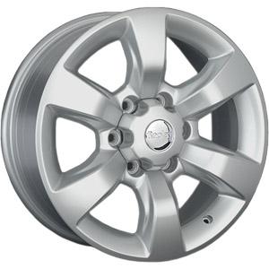Литой диск Replica Mitsubishi MI109 7.5x18 6*139.7 ET 38