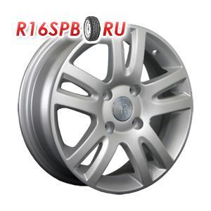 Литой диск Replica Mitsubishi MI16 6x15 4*114.3 ET 46 S