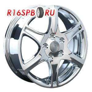 Литой диск Replica Mitsubishi MI18 6.5x16 5*114.3 ET 46 Chrome