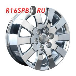 Литой диск Replica Mitsubishi MI20 7.5x18 6*139.7 ET 46 Chrome