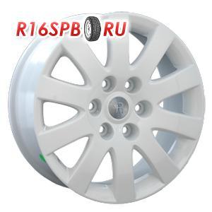 Литой диск Replica Mitsubishi MI20 7.5x17 6*139.7 ET 46 W