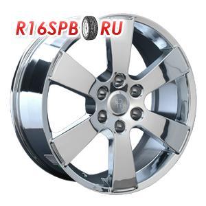Литой диск Replica Mitsubishi MI26 (FR636) 9x20 6*139.7 ET 30 Chrome