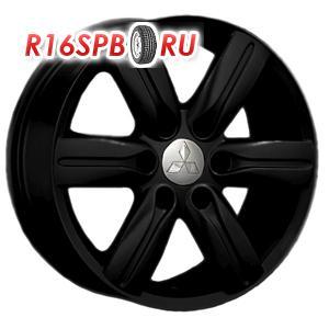 Литой диск Replica Mitsubishi MI27 7.5x17 6*139.7 ET 46 MB
