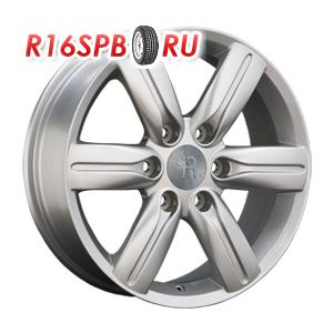 Литой диск Replica Mitsubishi MI27 7.5x17 6*139.7 ET 46 S