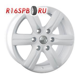 Литой диск Replica Mitsubishi MI27 7.5x17 6*139.7 ET 46 W