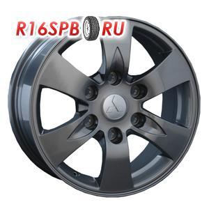 Литой диск Replica Mitsubishi MI33 7x16 6*139.7 ET 38 GM