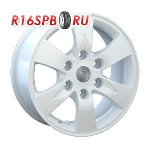 Литой диск Replica Mitsubishi MI33 7x16 6*139.7 ET 38 W
