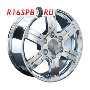 Литой диск Replica Mitsubishi MI34 7.5x17 6*139.7 ET 46 Chrome