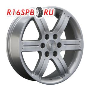 Литой диск Replica Mitsubishi MI34 7.5x17 6*139.7 ET 46 S