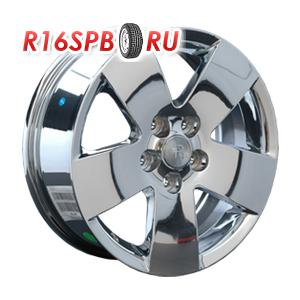 Литой диск Replica Mitsubishi MI37 6.5x16 5*114.3 ET 39 Chrome