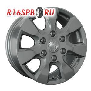 Литой диск Replica Mitsubishi MI40 7x16 6*139.7 ET 38 GM