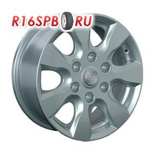 Литой диск Replica Mitsubishi MI40 7x16 6*139.7 ET 38 S