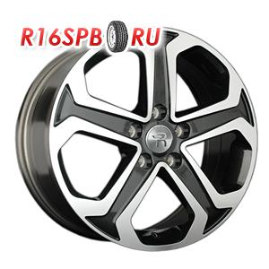 Литой диск Replica Mitsubishi MI66 6.5x17 5*114.3 ET 46 BKF