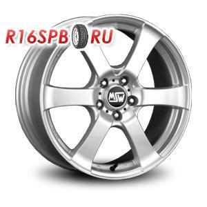 Литой диск MSW 15 6.5x16 5*114.3 ET 50
