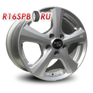 Литой диск MSW 19 6.5x15 5*114.3 ET 45