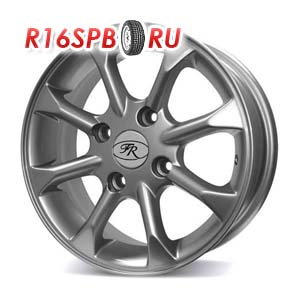 Литой диск Replica Nissan 050 6x15 5*108 ET 52.5