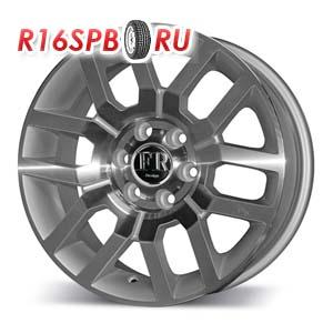 Литой диск Replica Nissan 501 8.5x19 5*112 ET 43