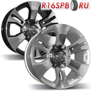 Литой диск Replica Nissan 635 8x17 6*139.7 ET 10