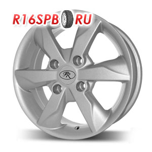 Литой диск Replica Nissan 663 8x17 5*120 ET 15
