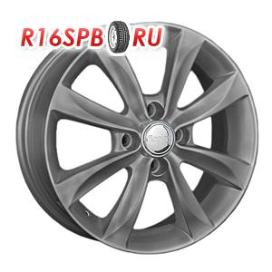 Литой диск Replica Nissan NS126 5.5x15 4*100 ET 45 GM
