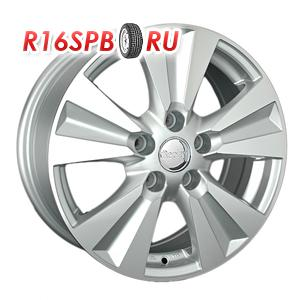 Литой диск Replica Nissan NS137 6.5x16 5*114.3 ET 45 SF
