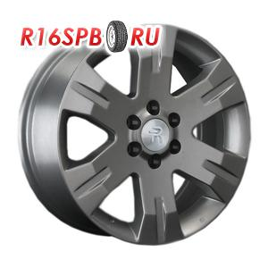 Литой диск Replica Nissan NS19 (FR380/FR329) 7x17 6*139.7 ET 30 GM