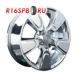 Литой диск Replica Nissan NS25 (FR502) 6.5x17 5*114.3 ET 40 Chrome